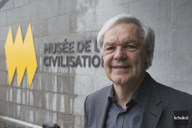 Michel Côté, le directeur général du Musée de... (Photothèque Le Soleil)