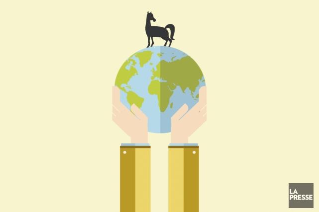 Sans contexte économique favorable pour les entrepreneurs, l'argent... (Illustration La Presse)