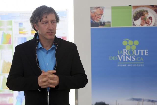 «L'expertise vinicole de Brome-Missisquoi s'exprime maintenant à travers... (photo Alain Dion)
