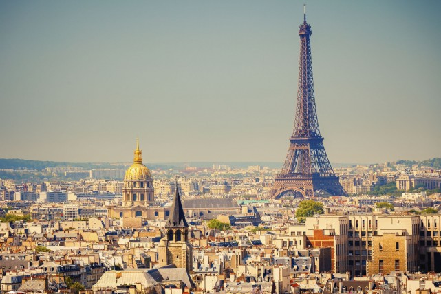 Paris... (Photo Digital/Thinkstock)