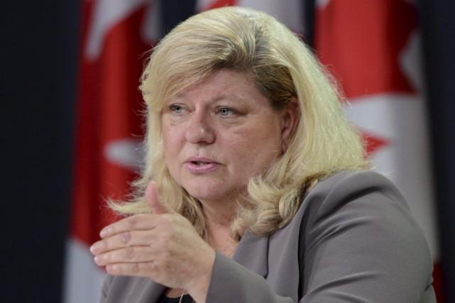 Sue O'Sullivan... (Photo archives La Presse Canadienne)