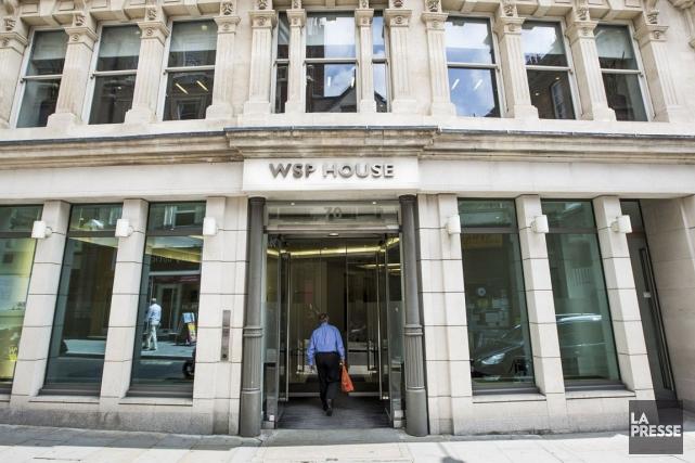 WSP Global a indiqué que la valeur de... (PHOTO OLIVIER PONTBRIAND, ARCHIVES LA PRESSE)