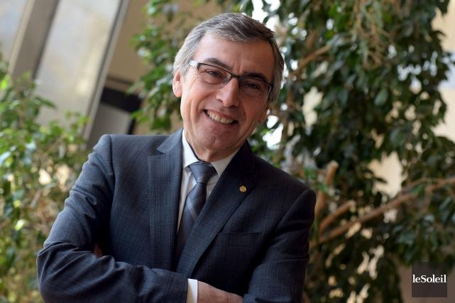Gaston Bédard, directeur général du Conseil québécois de... (Le Soleil, Erick Labbé)