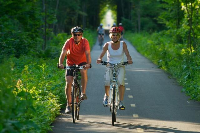 On y retrouverait également des projets de développement... (Photo fournie par Tourisme Chaudière-Appalaches)