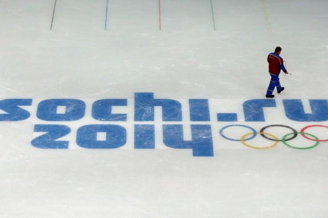 Les quartiers de sept délégations arrivées à Sotchi selon les autorités russes... (Photo David J. Phillip, archives AP)