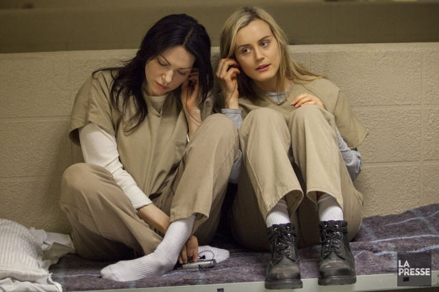 Orange is the New Black est une découverte. Il ne... (Photo fournie par la production)