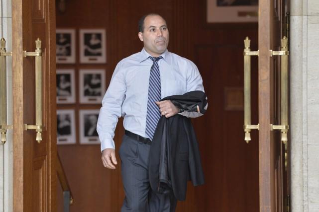 Mohamed Harkat... (Photo archives La Presse Canadienne)