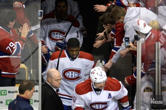 Le Canadien tentera de remporter la dernière bataille... (Photo Bernard Brault, La Presse)