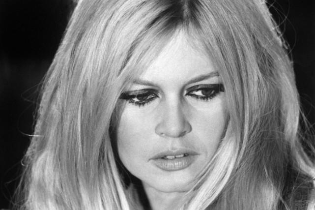 Brigitte Bardot... (Photo Archives AFP)
