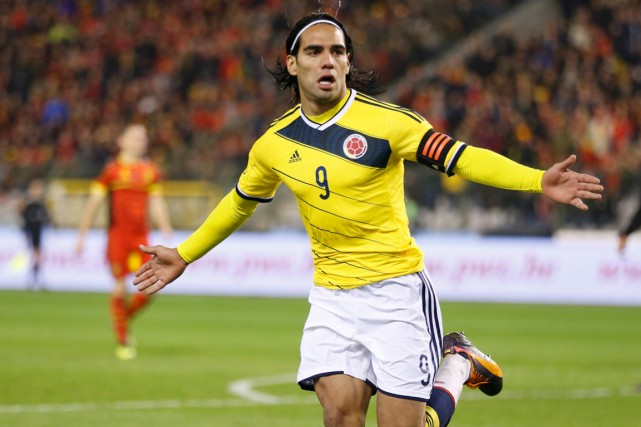 L'attaquant colombien Radamel Falcao.... (Photo Francois Lenoir, AFP)
