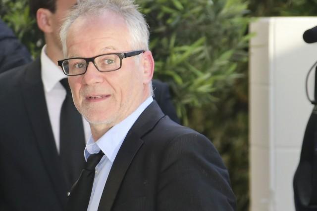 Ledélégué général du Festival de Cannes, Thierry Frémaux,... (Photo Loic Venance, AFP)
