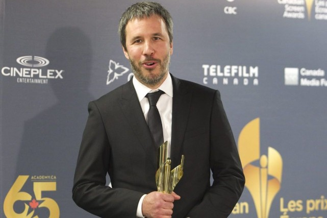 Denis Villeneuve... (Photo Archives La Presse Canadienne)