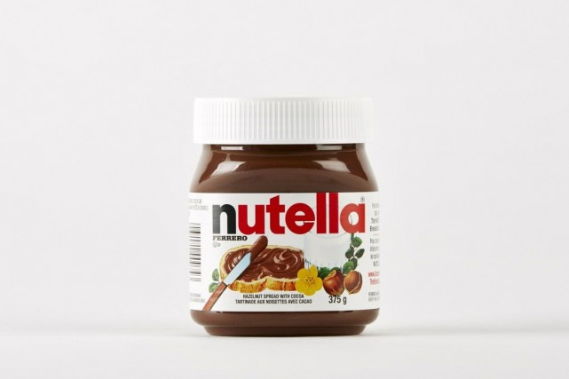 Le pot de nutella f te ses 50 ans ce week end cuisine - Lampe pot de nutella ...