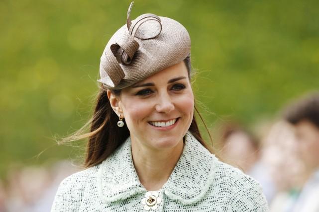 Kate Middleton, qui s'est mariée avec William en... (PHOTO OLIVIA HARRIS, ARCHIVES AFP)