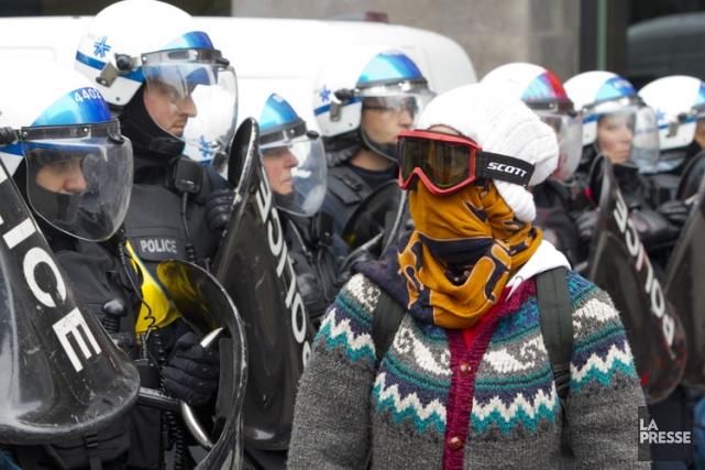 La crise étudiante aurait pu être évitée si le gouvernement Charest n'avait pas... (Photo: Alain Roberge, archives La Presse)