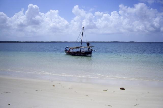 L'archipel de Mafia est une excellente destination pour... (Photo fournie par Peter Byrne, collaboration spéciale)