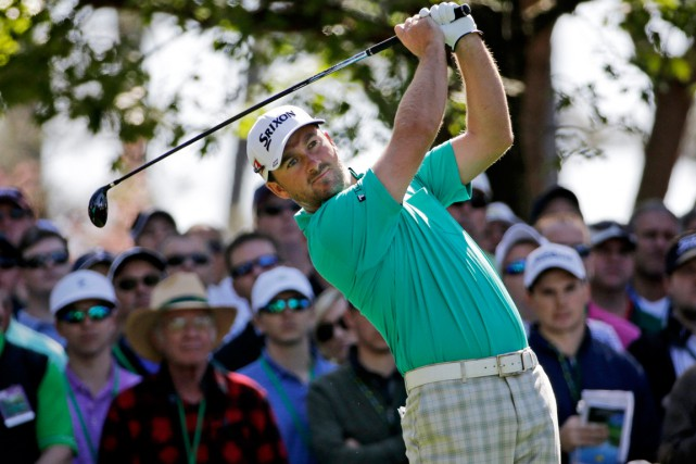 Graeme McDowell... (Photo David J. Phillip, AP)