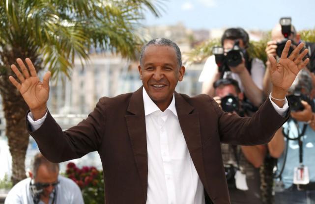 Le réalisateur mauritanien Abderrahmane Sissako lors de la... (Photo Archives Reuters)