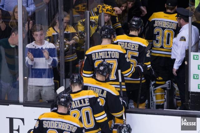 L'élimination des Bruins par le Canadien prouve que... (Photo André Pichette, La Presse)