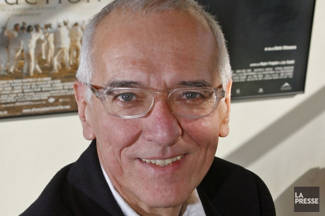 Roger Frappier... (Photo arhives La Presse)