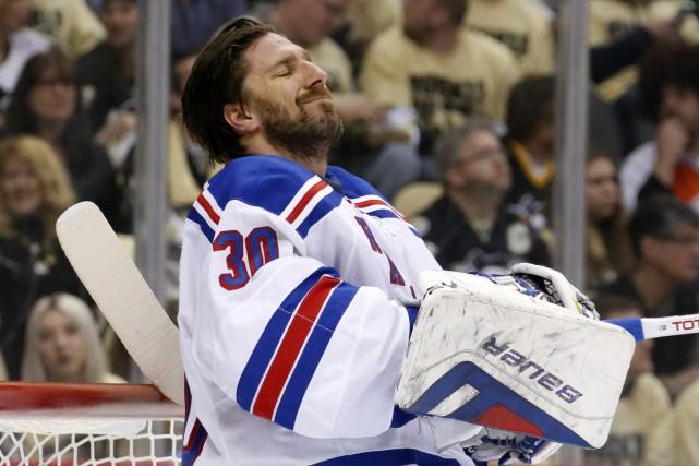 Les Rangers savaient déjà que leur adversaire pour... (Photo AP)
