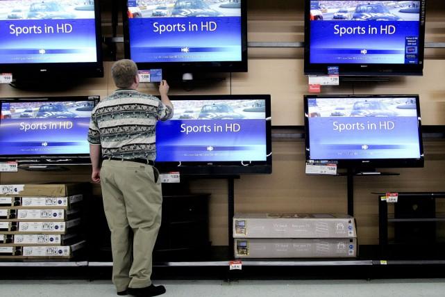 Ce sont surtout les fournisseurs de services par... (Photo Jim R. Bounds, archives Bloomberg News)