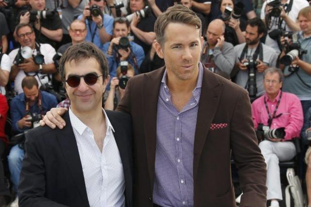 Le réalisateur Atom Egoyan (à gauche) et son... (Photo: Reuters)
