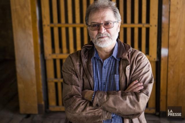 Plusieurs auteurs de polars québécois consultent souvent l'expert... (Photo: Olivier Pontbriand, La Presse)