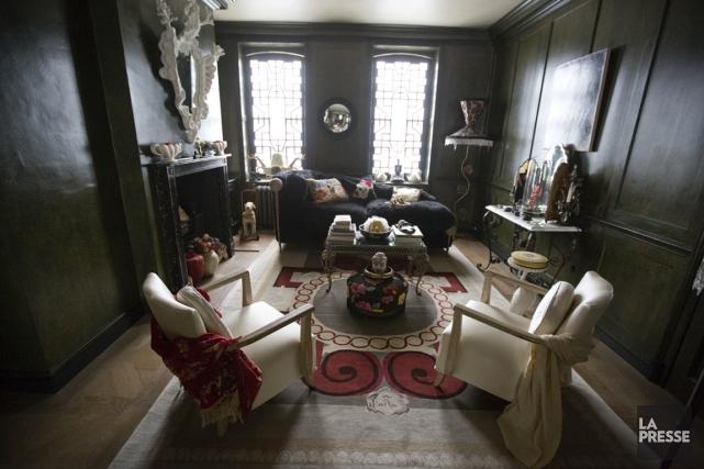 La maison de l'époque de la reine Anne,... (Photo François Roy, La Presse)
