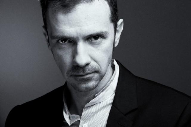 Le Français Franck Thilliez écrit des thrillers policiers... (Photo: Didier Cohen, fournie par Interforum)