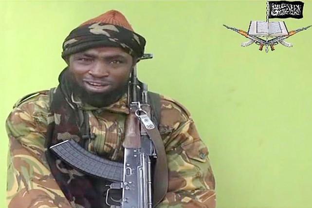 Peu connu du public, Abubakar Shekau est l'un... (PHOTO ARCHIVES AFP/BOKO HARAM)