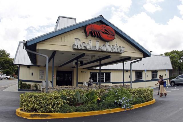 On retrouve 700 restaurants Red Lobster à travers... (Photo Alan Diaz, archives AP)