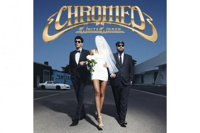 Chromeo se situe tout à l'opposé du groupe engagé. Sa musique hédoniste, légère...