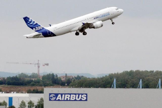 Airbus comme Boeing s'efforcent d'augmenter toujours plus les... (PHOTO PASCAL PAVANI, AFP)