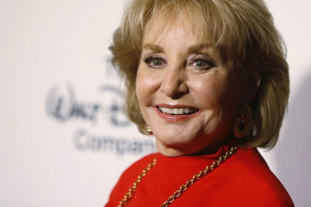 Barbara Walters... (Photo: archives Reuters)