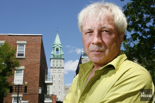 L'écrivain québécois Gaétan Soucy est mort le 9... (Photo: Robert Mailloux, archives La Presse)