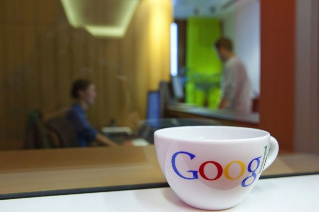 Googlea vu grimper de 25% les clics sur... (Photo Krisztian Bocsi, Archives Bloomberg)