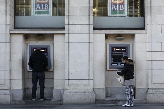 En décembre, l'Irlande a été le premier pays... (Photo Archives AFP)
