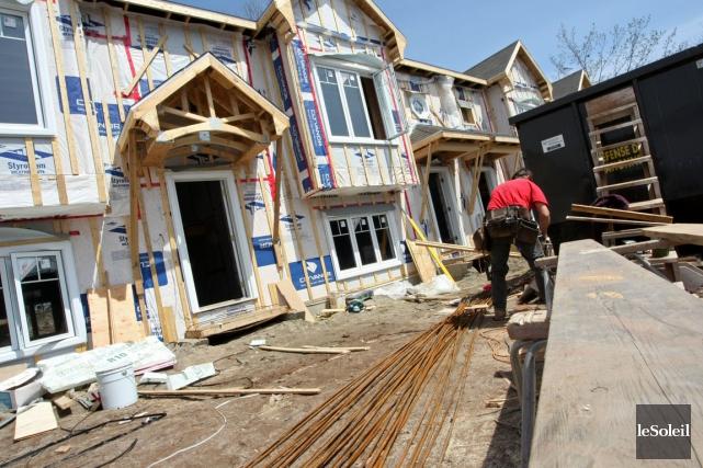 Des modifications aux règles relatives à l'assurance hypothécaire garantie par... (Photothèque Le Soleil)