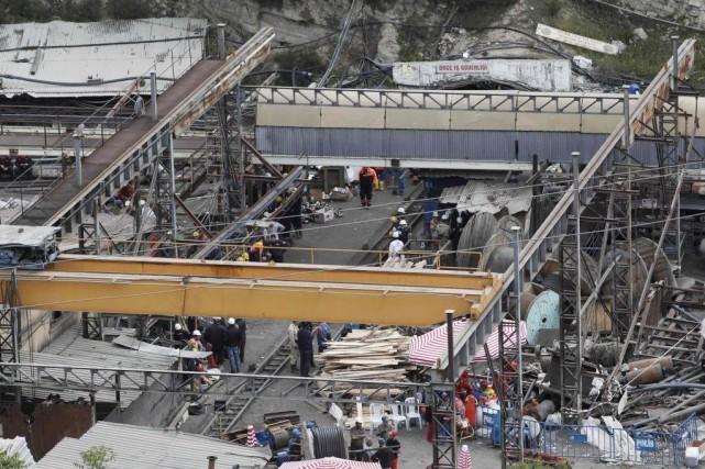 L'accident de mardi, le plus meurtrier de l'histoire... (PHOTO OSMAN ORSAL, REUTERS)