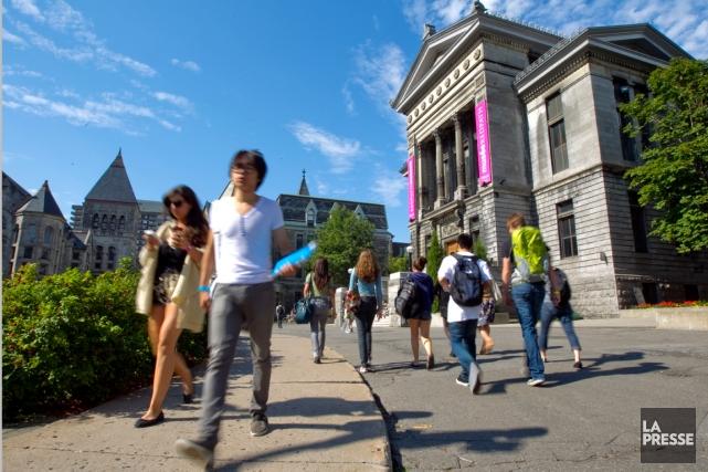 En 2010, la faculté de médecine de l'Université... (PHOTO ALAIN ROBERGE, ARCHIVES LA PRESSE)