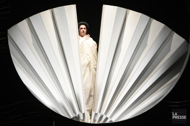 Dans la Chine impériale imaginaire, Turandot, princesse à... (Photo Bernard Brault, La Presse)