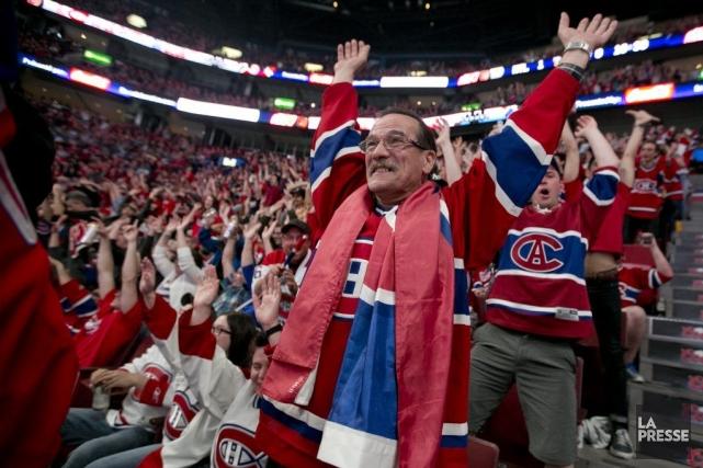 Pour son 372e anniversaire, que l'on fête aujourd'hui, Montréal s'offre une... (PHOTO DAVID BOILY, LA PRESSE)