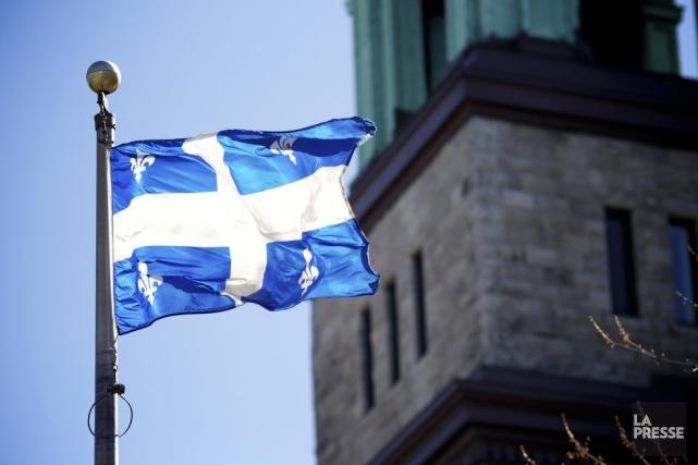 Bien que l'étoile du Parti québécois (PQ) ait sérieusement pâli à l'occasion du... (PHOTO SARAH MONGEAU-BIRKETT, ARCHIVES LA PRESSE)