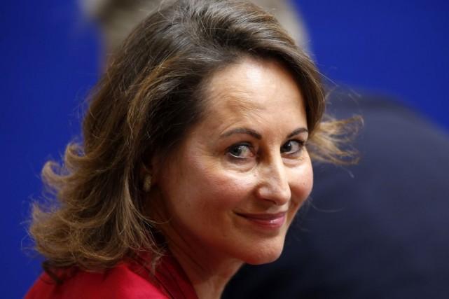 Ségolène Royal... (Photo Charles Platiau, Reuters)