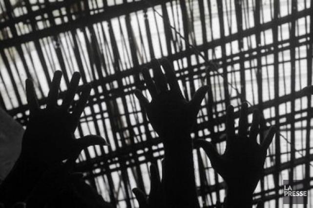 Une prestigieuse collection d'art contemporain a investi pour six mois... (Photo: archives Reuters)