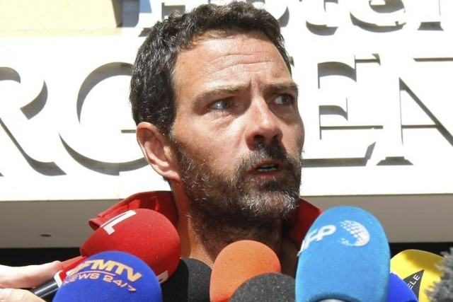 La prison attend l'ex-courtier Jérôme Kerviel à son... (Photo Claude Paris, AP)