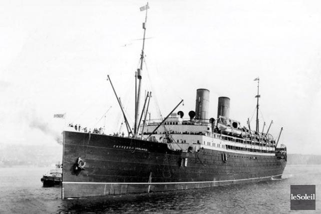 En mai 1914, 1012 personnes avaient trouvé la... (Photothèque Le Soleil)