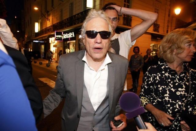 Abel Ferrara (notre photo) présentera son film Pasolini... (Photo: archives Reuters)