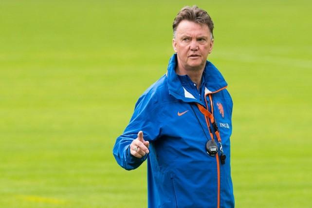 Louis van Gaal a notamment dirigé l'Ajax d'Amsterdam,... (Photo Toussaint Kluiters, archives Reuters)